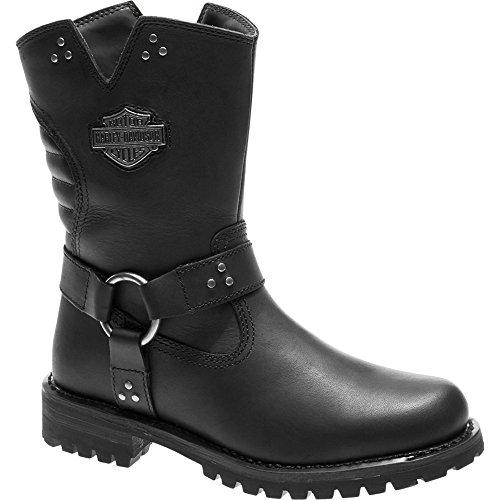Harley Davidson - Boots Barford D84089 - Black, Tamaño:EUR 36