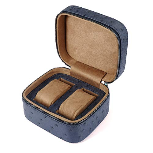 LELADY Small Watch Box for Trave...