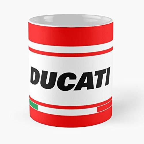 Corset Panigale Racing Gp Moto Lorenzo Desmosedici Dovish The Best Taza de café de cerámica blanca de 11 onzas