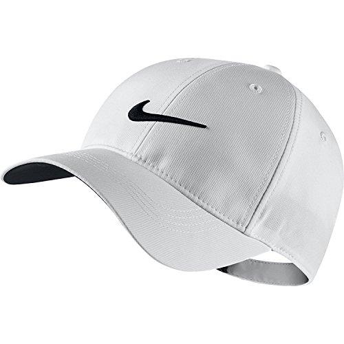 Nike Golf Tech Adjustable Cap (White)