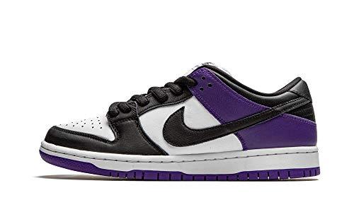 Nike Mens SB Dunk Low BQ6817 500 Court Purple - Size 10.5