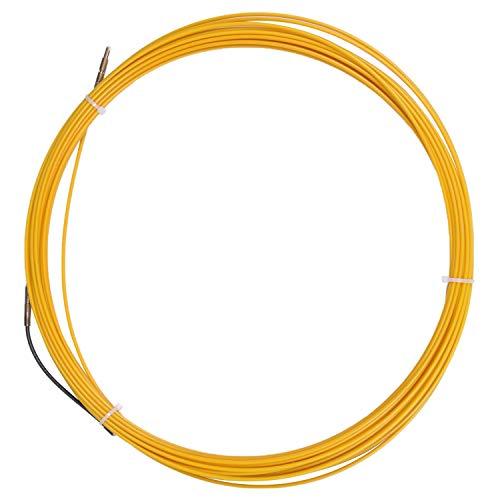 Wivarra 20M 3Mm Dispositivo de Guía Cable Eléctrico de Fibra de Vidrio...