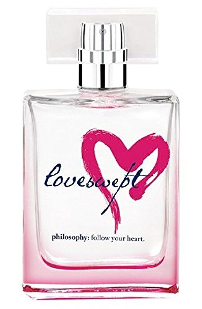 木曜日磁気ディレイPhilosophy Loveswept (フィロソフィー ラブスエプト ) 2.0 oz (60ml) EDP Spray fragrance for Women
