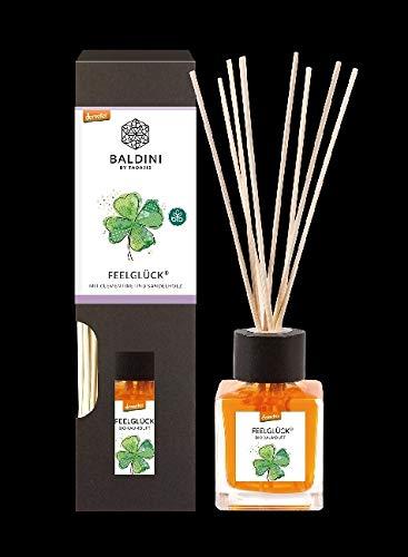 Baldini Feelglück Bio-Raumduft Set aus 100% naturreinen Rohstoffen, demeter
