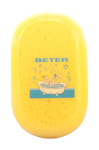 BETER – éponge de bain (couleurs : Couleur aléatoire)