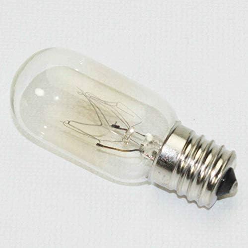 Top 10 Best ge jvm7195skss 30 cooktop light bulb Reviews