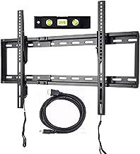 VideoSecu Tilt TV Wall Mount Bracket for Most 32-75 Inch Plasma LCD LED TV with VESA 100x100 to 684x400mm MF608B2 1JL