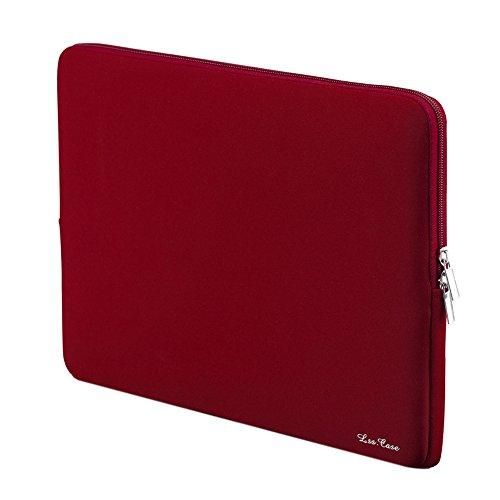 Wscoficey Bborsa Pc 13-14 Pollici, Custodia Morbida Impermeabile per Laptop Resistente alle Macchie Compatibile con Tutti i Laptop, Computer Notebook