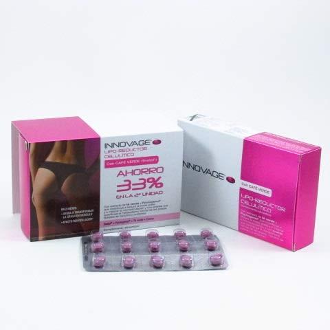 Innovage - Duplo comprimidos lipo- reductor celulítico