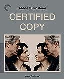 Criterion Collection: Certified Copy [Edizione: Stati Uniti] [USA] [Blu-ray]