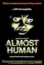 Almost Human - 1974 - Movie Poster Magnet
