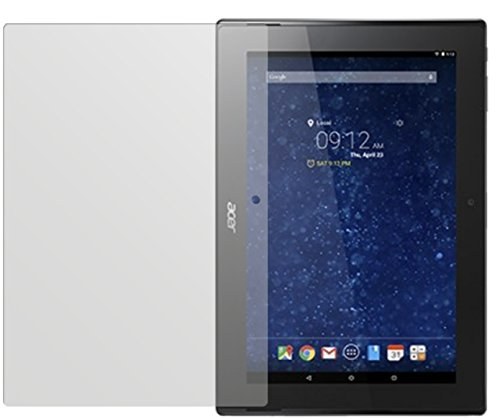 dipos I 2x Screen Protector matte compatible with Acer Iconia Tab 10 A3-A30 Protection Films