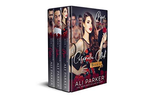 The Casanova Club Box Set: Books 1-3 (English Edition)