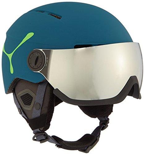 Cébé Fireball Casque de ski extérieur pour homme BLUE 58-61 cm
