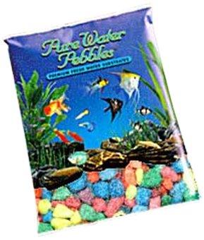 WORLD WIDE IMPORTS ENTERPRISES Todo el Mundo Las importaciones aww70305Color Grava, 5-Pound, Neon Rainbow