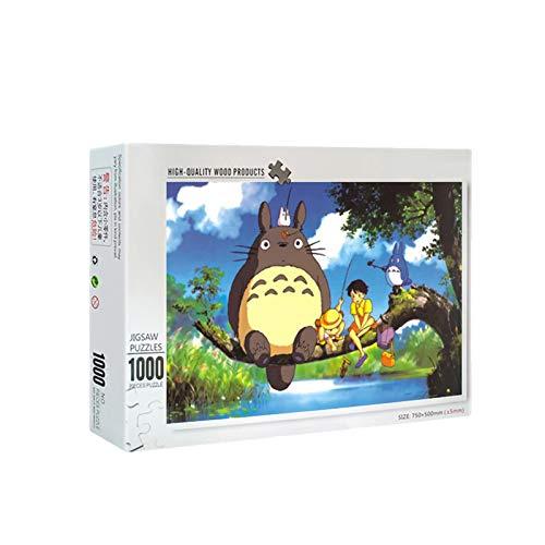Puzzles Rompecabezas Totoro