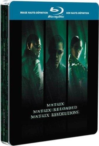 Matrix - La trilogie [Francia] [Blu-ray]