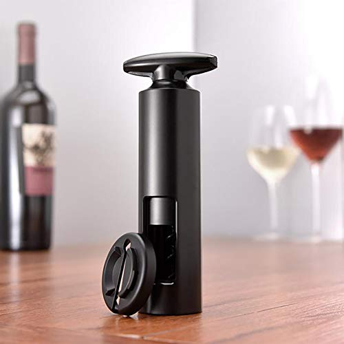 HXXgiefg Abre de vino eléctrico de vino tinto para la mayoría de los tipos de botellas Abrigos de botella Accesorios de cocina Bar restaurante
