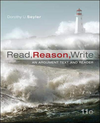 Read, Reason, Write