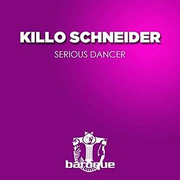 Serious Dancer
