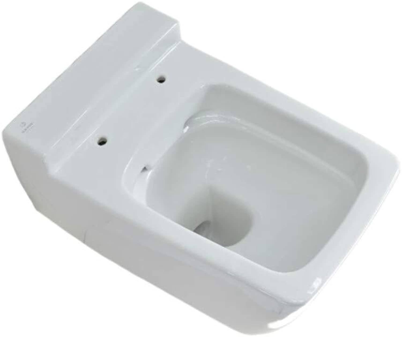 Keramag Xeno2 Wand-WC spülrandlos wei KeraTect