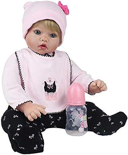 Igemy Kinder mädchen Playmate 5cm Neugeborene Puppe Geburtstagsgeschenke (Mehrfarbig)