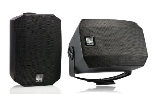 AMC VIVA 5 RAL9017 luidspreker behuizing zwart