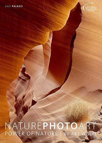 Nature Photo Art 2021 - Bild-Kalender - Wand-Planer: Power of Nature