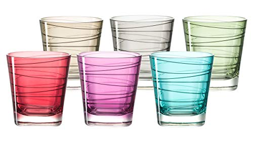 Leonardo 047286 Water Glass 6pieza(s) Vaso - Vasos (260 mm, 174 mm, 98 mm)