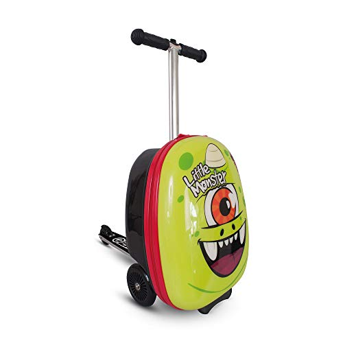 Zinc Flyte  Midi Scooter,  Kindergepäck grün grün Carry on