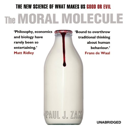 The Moral Molecule cover art