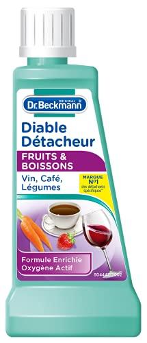 Dr. Beckmann Set de 3 Diable Détacheur Fruits & Boissons 50 g 3 Unités