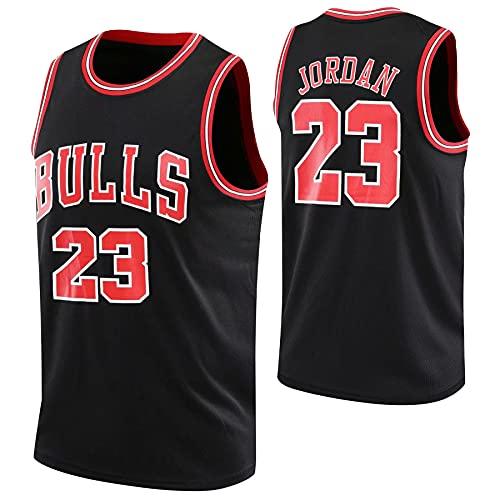 QGF Camisetas De Baloncesto Michael Jordan para Hombre Chicago Bulls # 23...