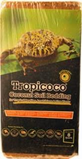 Galapagos (05010) Tropicoco Coconut Soil Bedding, 8-Quart, Natural