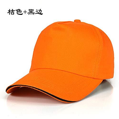 Gorras de béisbol, gorras publicitarias de algodón, gorras de trabajo, gorras, sombreros para el sol y aleros curvos