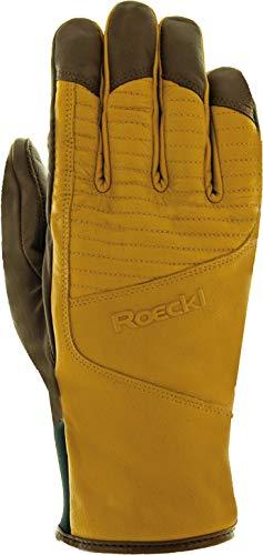 Roeckl Herren Schladming Handschuhe, schwarz (720), 8.5