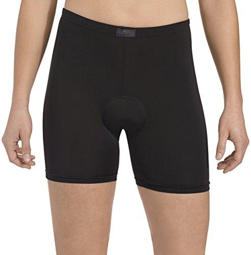 Gonso Damen Rad U Pants Kaduna, Black, 36, 40501