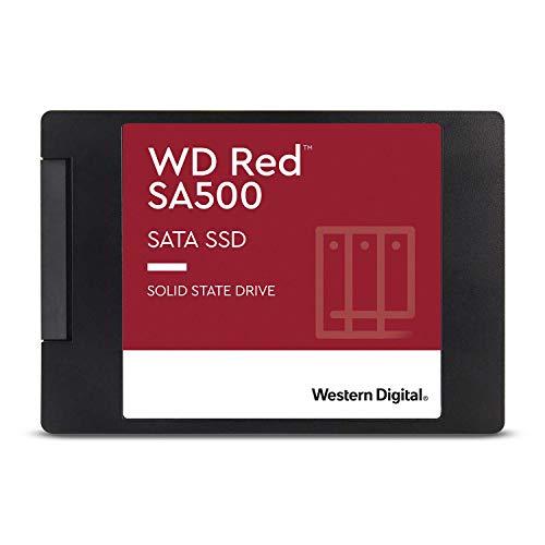 Western Digital SSD 4TB WD Red SA500 NAS 2.5インチ 内蔵SSD WDS400T1R0A-EC 【国内正規代理店品】