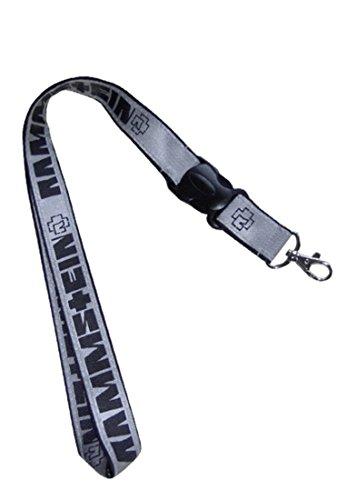Rammstein Rammstein Rammstein Klassik Schlusselbund RS012 Streetwear Accessori Donna