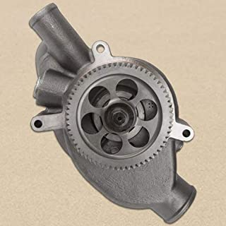 HEAVY DUTY WATER PUMP - FITS DETROIT DIESEL SERIES 60 ENGINES 1991 AND LATER