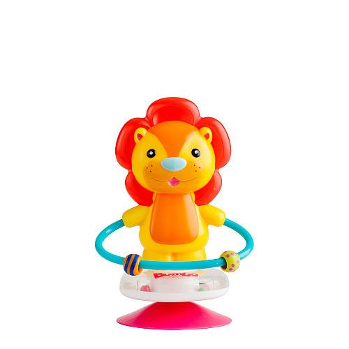 Bumbo - Ventosa de juguete, Luca el león