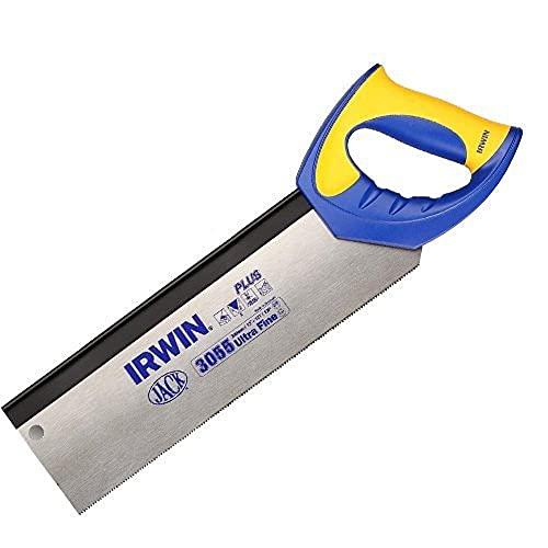 IRWIN 10503534 - Serrucho para espigas, 12 pulgadas/300 mm 12T/13P