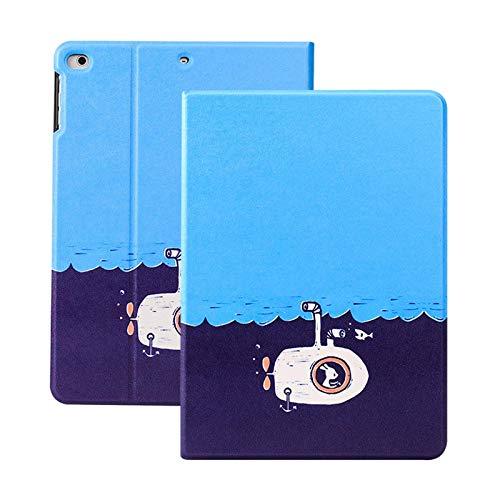 La funda para Tablet PC Finger Deer es adecuada para iPad 2/3/4 ipad air2 / 3 ipad mini1 / 2/3/4/5 ipad pro 9.7 pulgadas 10.2 pulgadas 10.5 pulgadas funda inteligente