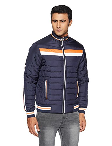 Qube By Fort Collins Men's Jacket (1213-OL_Large_Navy)