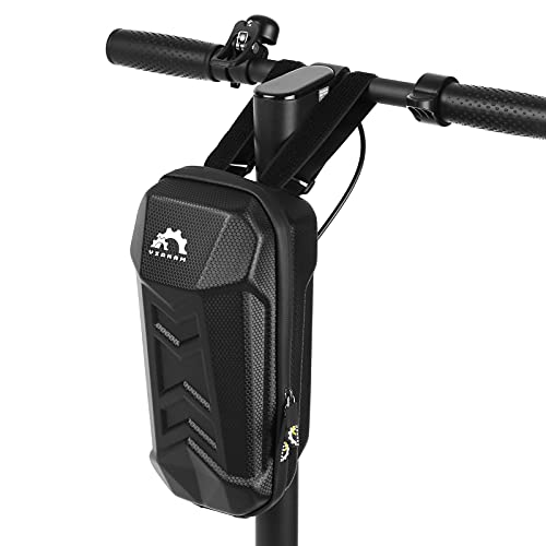 Roeam Bolsa Patinete Electrico Impermeable,Bolsa Manillar Patinetes Electricos 3L,Bolsa de Manillar Scooter para Xiaomi M365