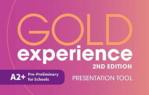 Gold experience. A2+. Classroom USB. Per le Scuole superiori. Con espansione online