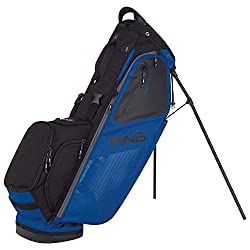 PING 2018 Hoofer 14 Carry Stand Golf Bag Review - Top Rated Golf Bags 2019 - One Stroke Golf