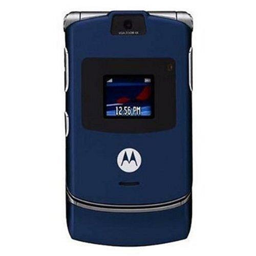 Motorola Moto RAZR V3 2.2' 95g Aluminio - Teléfono móvil (5,59 cm (2.2'), 176 x 220 Pixeles, CSTN, TFT, 65536 colores, 96 x 80 Pixeles)