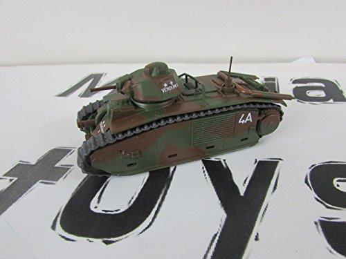 Facile Modèle 1 : 72 Échelle French Char B1 BIS France 1940, 2 ND Company modèle kit