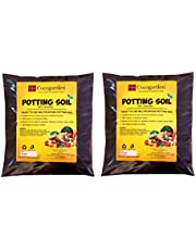 Cocogarden Organic Potting Soil Mix for Plants